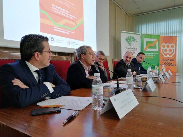 XIII Jornadas Andaluzas de Enseñanza de Economía celebradas en Málaga