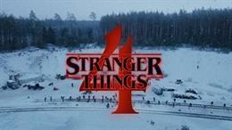 Portada del adelanto de la cuarta temporada de Stranger Things