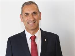 Xavier Royo, nou president del Consorci d'Aigües de Tarragona (CAT).