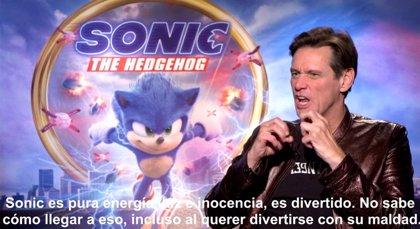 """Jim Carrey es el malvado Robotnik en Sonic, la película: """"Mi nieto me humilla cuando jugamos a videojuegos"""""""