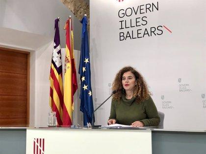 El Govern reitera su postura contraria a un aumento de la capacidad operativa del aeropuerto de Palma