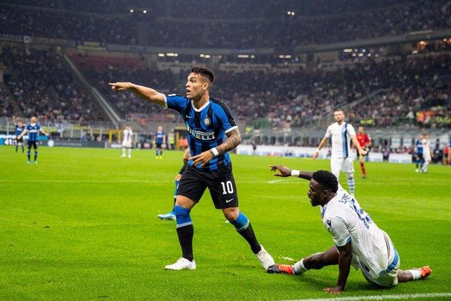 Fútbol/Calcio.- (Previa) La Lazio y el Olímpico examinan el liderato del Inter y