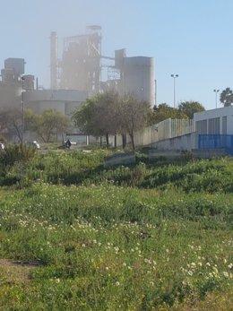"""Sevilla.- La plataforma de Alcalá contraria a la cementera avisa de nuevos """"episodios de contaminación"""" en La Liebre"""