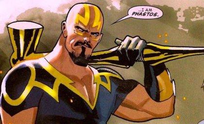 Eternals: Revelada la primera pareja gay de Marvel