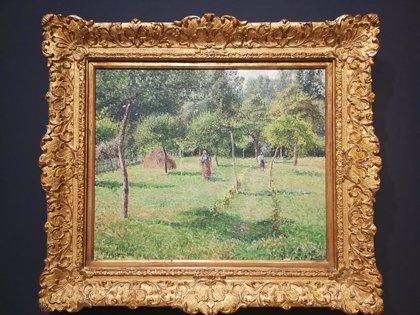 La Colección Thyssen sale de sus centros tras 15 años con una muestra en Valencia de paraísos impresionistas