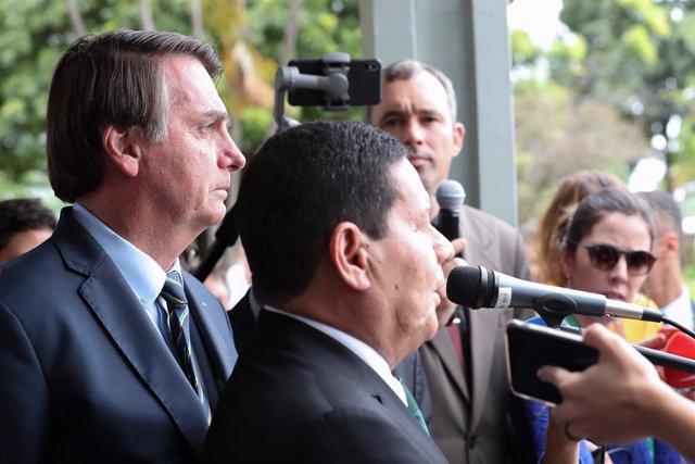 """Venezuela.- Brasil reclama una condena internacional a la """"brutalidad"""" de Maduro"""