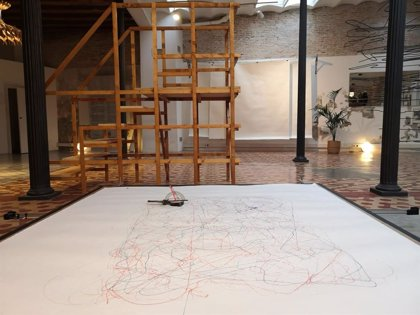 Jóvenes artistas reinventan 'Cielo' de Enric Miralles con el uso de inteligencia artificial