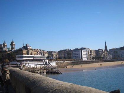 Sol, viento del sur y temperaturas máximas de 21 grados este sábado en Euskadi