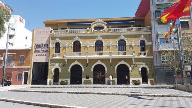 El Gran Teatro Antonio Ferrandis De Paterna Cumple 20 Años