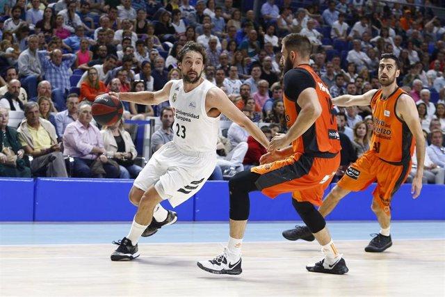 Llull contra el Valencia Basket