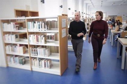 Ustea reclama a Cultura un plan para las bibliotecas tras una pérdida de medio millón de visitantes en once años
