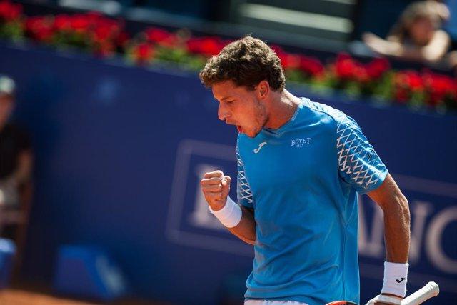 Tenis.- Carreño elimina a Sinner para llegar a semifinales en Róterdam