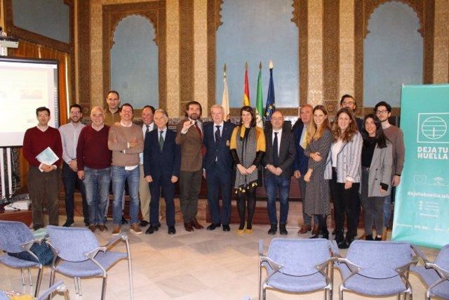 Córdoba.- La UCO presenta el proyecto 'DejaTuHuella', implantado en diferentes D