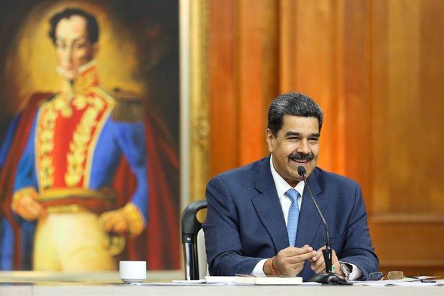 """VÍDEO: Maduro traslada a España y otros """"gobiernos amigos"""" la idea de crear un g"""