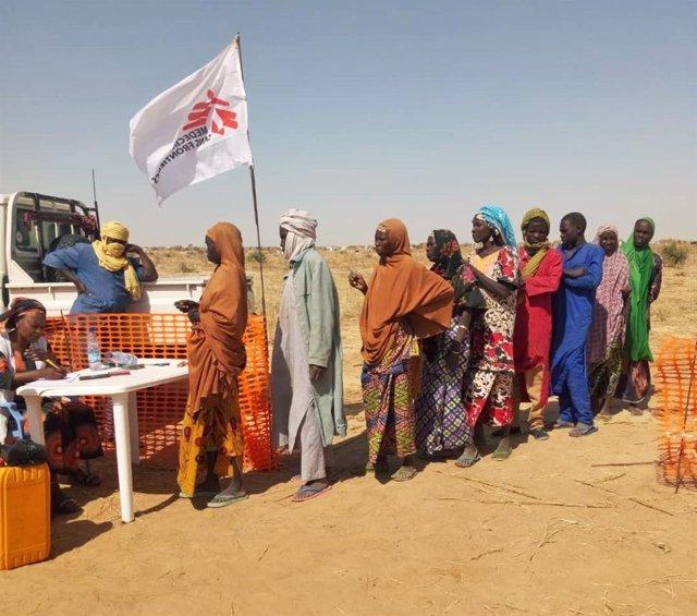 Níger.- La triple crisis humanitaria de Níger
