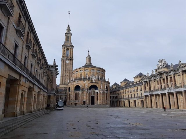 Universidad Laboral de Gijón.