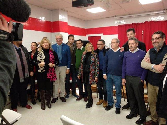"""Los críticos del PSOE consideran """"denegada"""" su petición de reunión en Coria"""