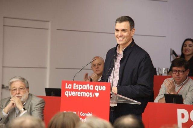 """Sánchez, a los trabajadores del campo: """"Contad con el Gobierno, os vamos a ayuda"""