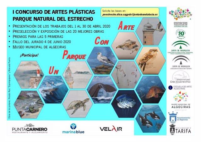 Cádiz.- La Junta organiza el I Concurso de Artes Plásticas Parque Natural del Es