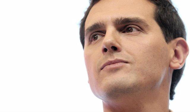 El expresidente de Ciudadanos, Albert Rivera.