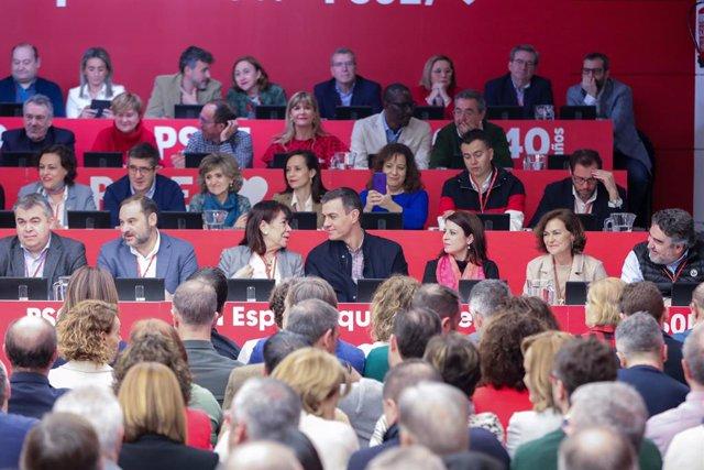 Comit Federal del PSOE