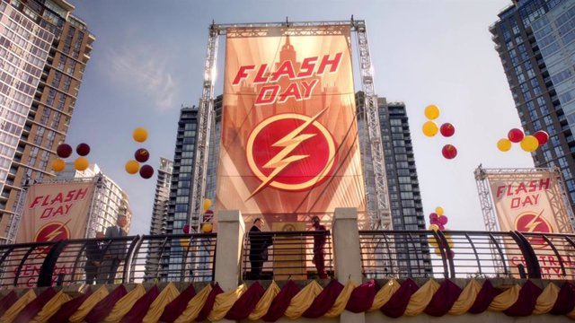 Central City, la ciudad de The Flash