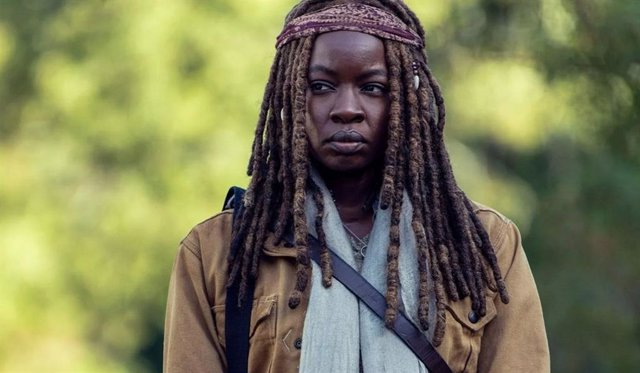 Michonne en The Walking Dead
