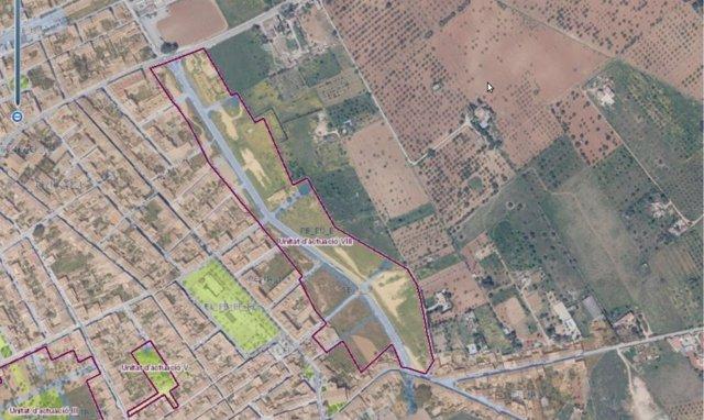 Desarrollo Urbanístico vía Unidad de Actuación en Santa María