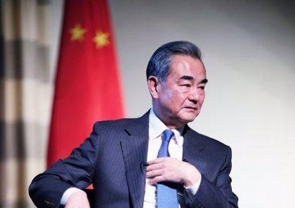 """AMP.- China/EEUU.- China tilda de """"mentiras"""" las acusaciones de EEUU sobre la """"creciente amenaza"""" del país asiático"""
