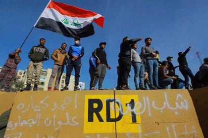 Irak.- EEUU confirma un ataque sin víctimas contra su Embajada y una base militar en la Zona Verde de Bagdad