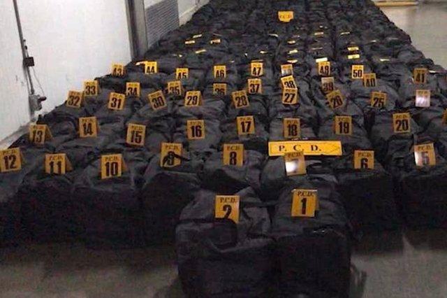 Costa Rica.- La Policía de Costa Rica se incauta del mayor alijo de cocaína de l