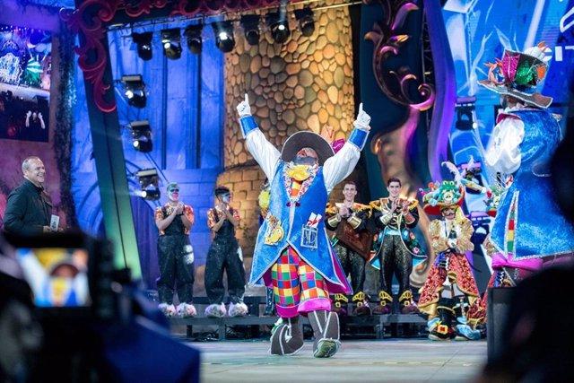 Los Nietos de SaryMánchez ganan el concurso de murgas del Carnaval de Las Palmas de Gran Canaria
