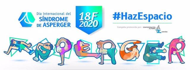 Campaña de Autismo España por el Día Internacional del Síndrome de Asperger