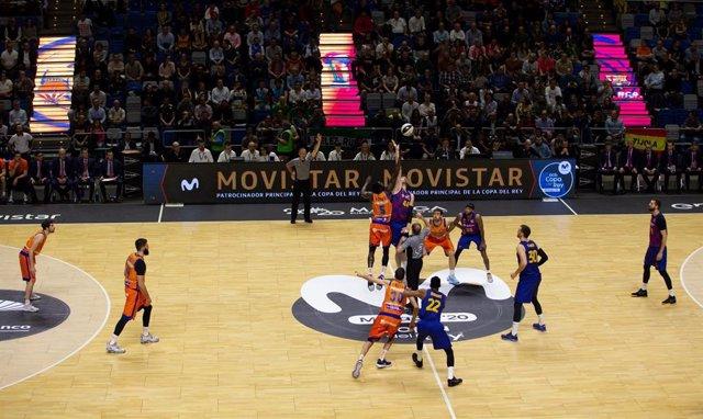 Copa del Rei de bàsquet