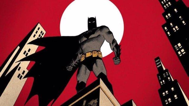 Nuevo cómic de Batman
