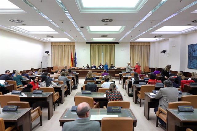Sala Cánovas del Congreso de los Diputados