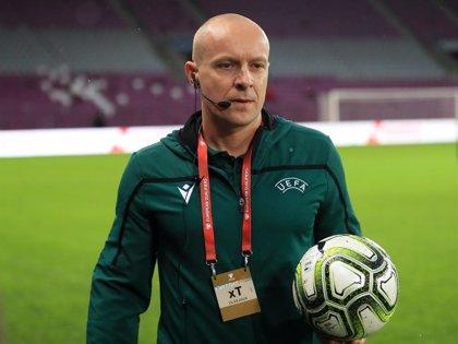 El polaco Marciniak arbitrará el Atlético-Liverpool y Mateu Lahoz, el Dortmund-PSG