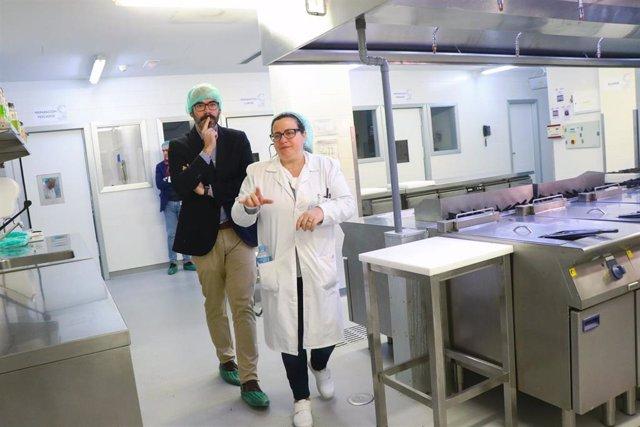 Cocinas del Hospital Nacional de Parapléjicos de Toledo