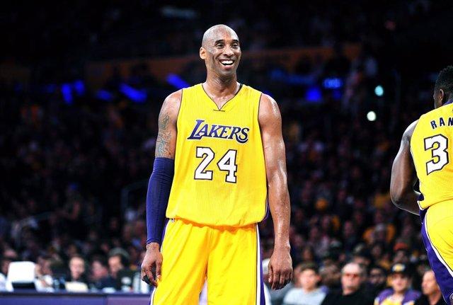 Baloncesto/NBA.- El trofeo al MVP del 'All-Star' llevará el nombre de Kobe Bryan