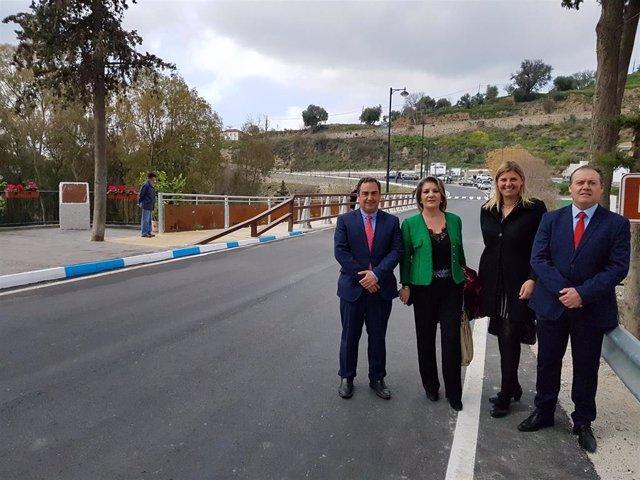 Diputados del PP de Granada.