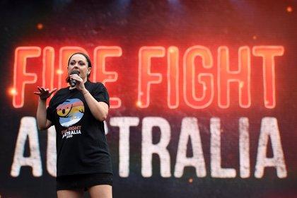 Australia.- Un concierto benéfico recauda seis millones para paliar los estragos de los incendios en Australia