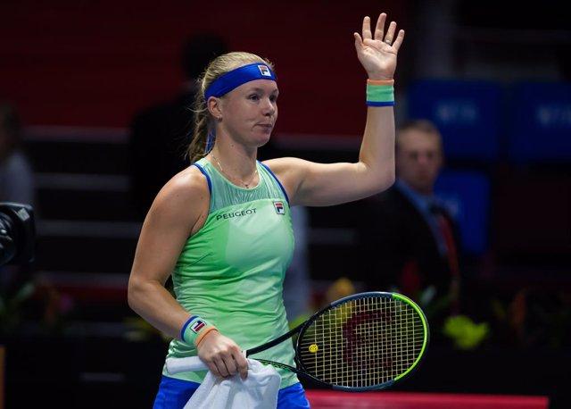 Tenis.- Kiki Bertens revalida su título en San Petersburgo