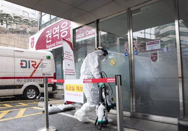 Coronavirus.- Comienza la misión conjunta de China y la OMS para contener la epi
