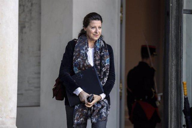 Ministra de Salud de Francia, Agnes Buzyn