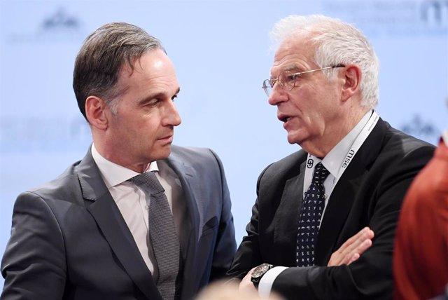 Josep Borrell en la Conferencia de Seguridad de Múnich
