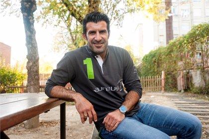 """Figo """"Quedan tres meses y la diferencia entre el Real Madrid y el Barça no es nada"""""""
