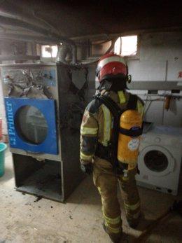 Incendio en unn hotel de Andorra