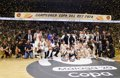 El Real Madrid conquista la Copa del Rey liderado por un imperial Campazzo