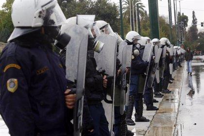 Grecia.- El Gobierno griego prepara una ley que restringe radicalmente el derecho de manifestación