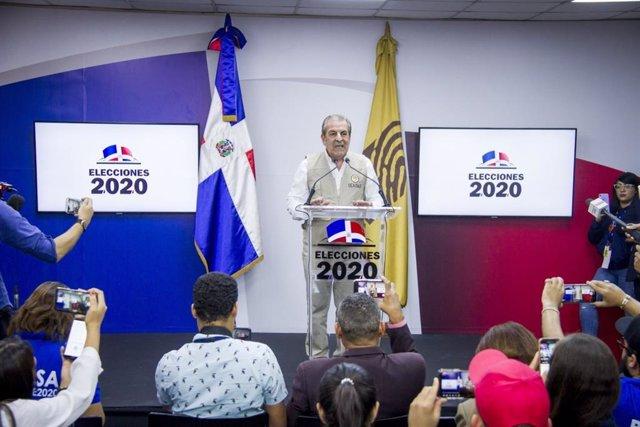 R.Dominicana.- Los partidos políticos dominicanos denuncia un sabotaje en las el